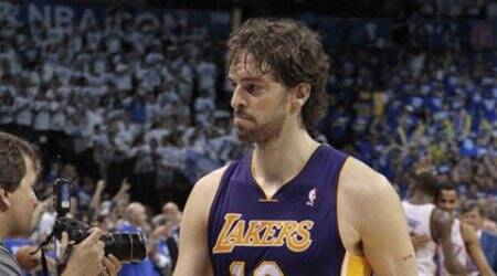 Paul Gasol is the only non-American on the committee. (Source: Reuters)