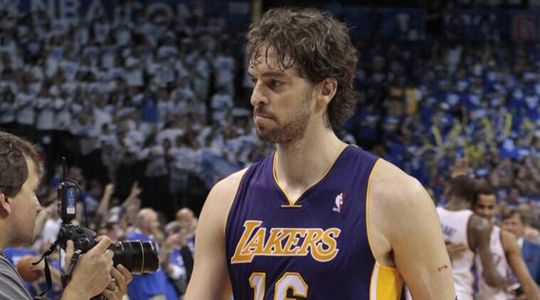 Freezing sperm is one of the measures I have to consider says Pau Gasol