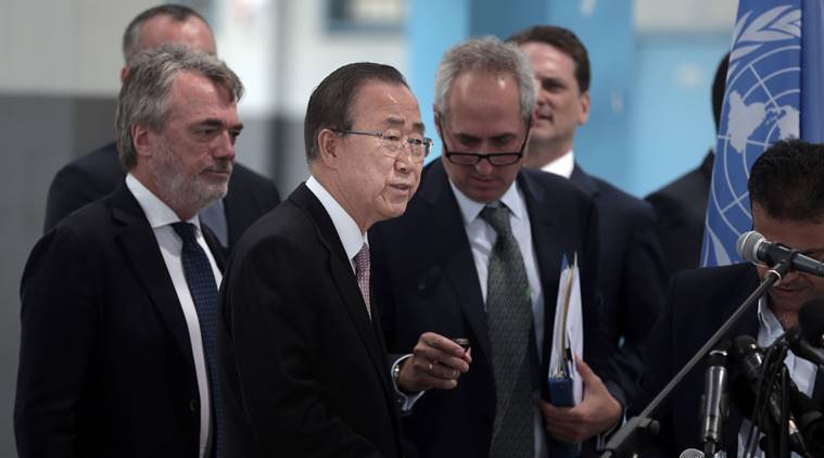 UN, UN secretary general, ban ki moon, un secretary general ban ki moon, gaza strip, plasestine, israel, israel turkey, israel turkey deal, israel palestine, israel palestine relations, world news, latest news, un news
