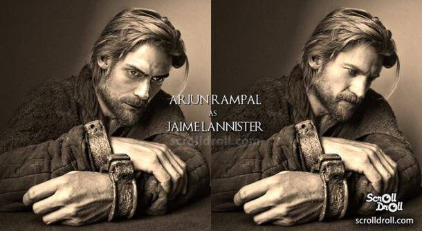 What if Bollywood stars were characters in Game of Thrones