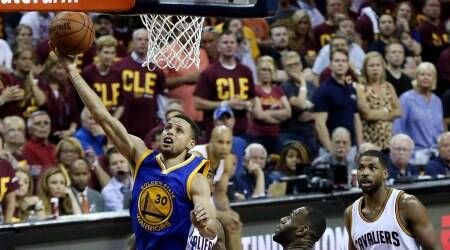 NBA Finals: Splash Brothers generate wave of momentum in win over Cavs