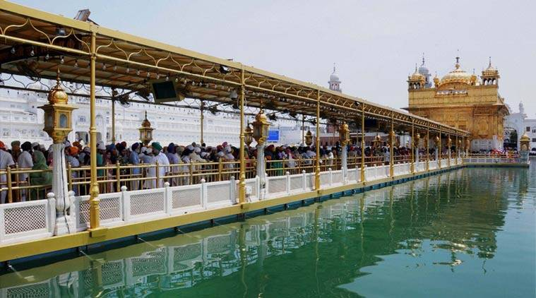 Golden Temple. (File Photo)