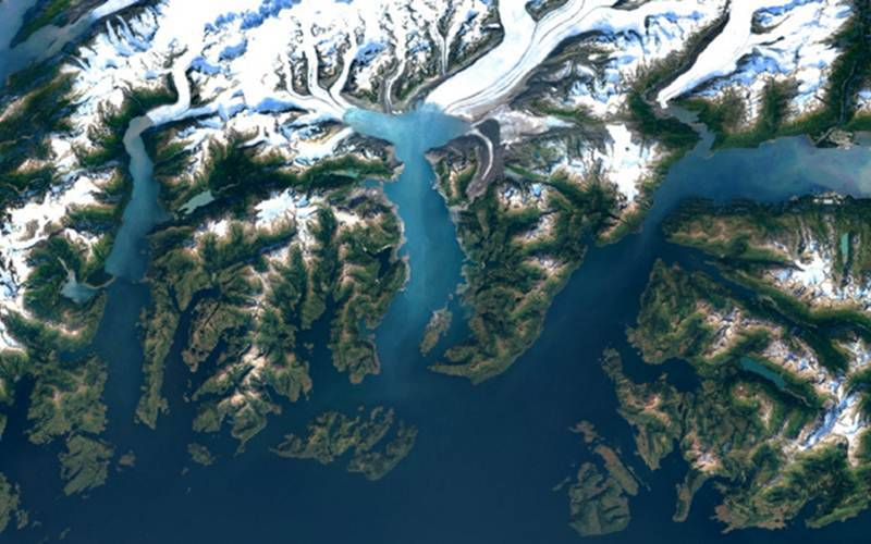 The new imagery is now available across all our mapping products (Source: Google)