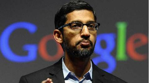 Google, Google CEO Sunder Pichai, Google wifi, Sundar Pichai, Google wifi india, google wifi indian railways, wifi, technology news, india