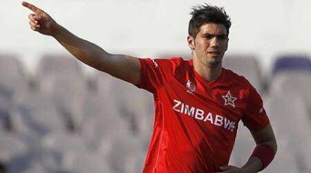 Zimbabwe announce squad for India series, Graeme Cremer to lead