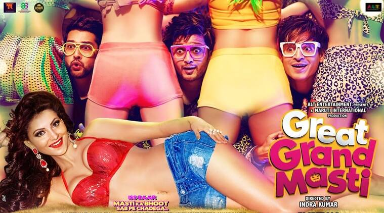 Great Grand Masti, Great Grand Masti movie, Great Grand Masti adult, Urvashi Rautela, Great Grand Masti Urvashi Rautela