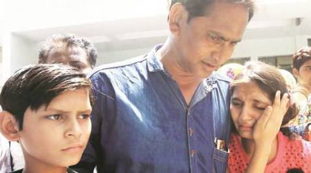 Gulberg case: They have caught the poorest of the poor, says mother of convict