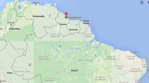 Guyana, brazil, south america, guyana-brazil highway, havana peace process, world news