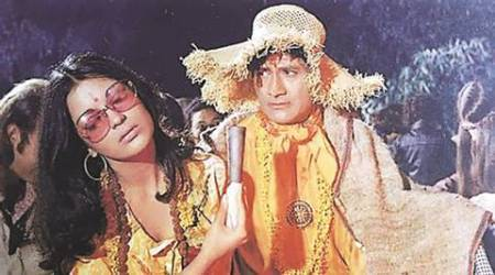 In a Haze on Silver Screen: Bollywood's enduring romance withdrugs