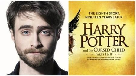 Harry Potter, Harry Potter and the Cursed Child, Daniel Radcliffe, Daniel Radcliffe latest news, Harry Potter image