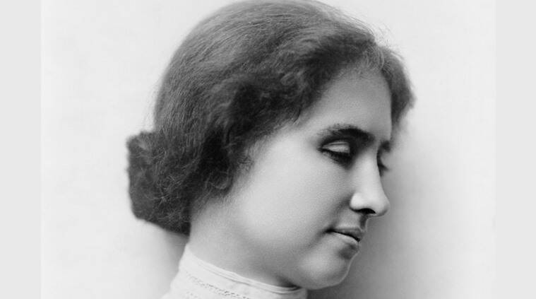 10 inspiring quotes by deaf blind activist hellen keller the hellen keller hellen keller deaf blind hellen keller life hellen keller quotes altavistaventures Choice Image