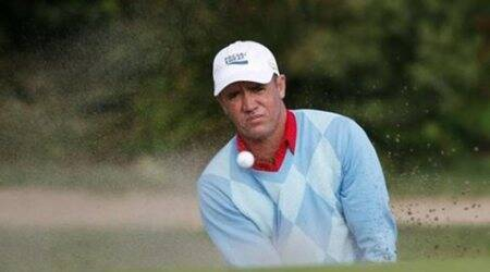 Hend happy to handle Australia's hopes in golf