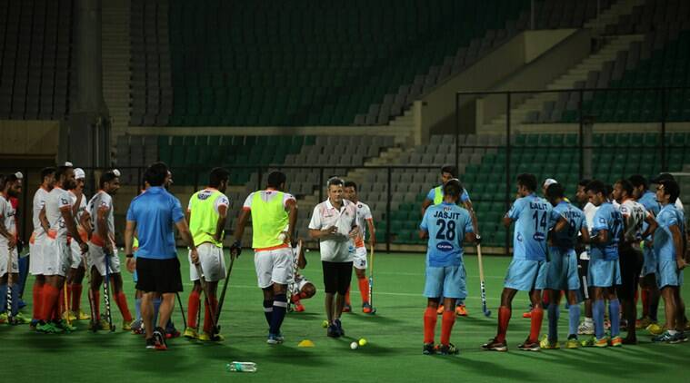 Vikas Dahiya, Preeti Dubey, India A men's hockey team, India A women's hockey team
