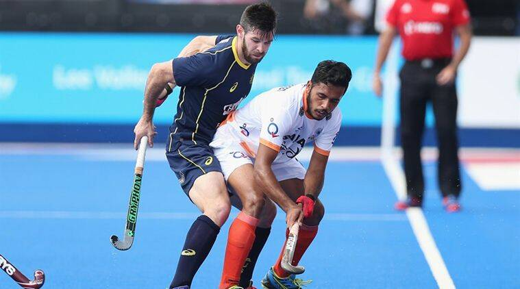 India vs Australia, Ind vs Aus, Australia vs India, Aus vs Ind, Champions Trophy hockey, India hockey, India vs Australia result, Hockey India vs Australia, Raghunath , Raghunath goal, mandeep, mandeep goal, Hockey