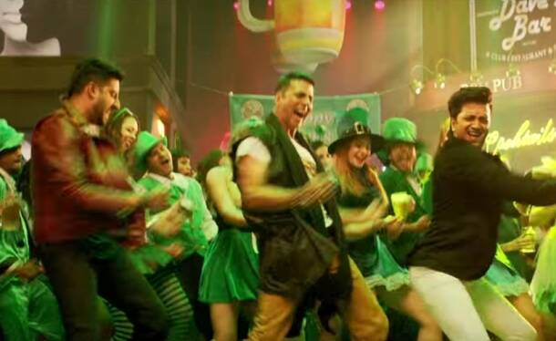 Housefull 3 opening box office collection, housefull 3