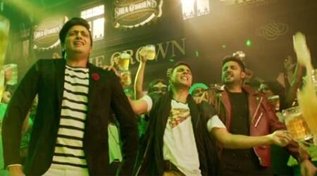 Housefull 3 box office collections: Akshay Kumar's movie earns Rs. 80.10 cr. in India