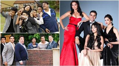 housefull 3, housefull 3 review, housefull 3 cast, housefull, housefull 3 pics, housefull 3 wallpapers, housefull 2, housefull cast, akshay kumar, jacqueline fernandez, nargis fakhri, abhishek bachchan, chunky pandey, riteish deshmukh, lisa haudon, entertainment