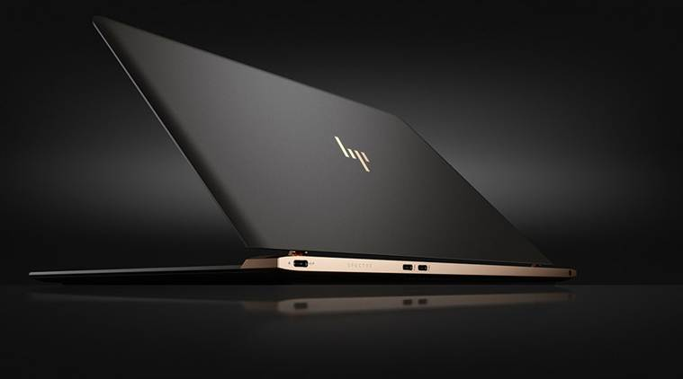 HP Spectre features a 13.3-inch Full HD display, setting a new benchmark for thinnest 13-inch notebooks out there