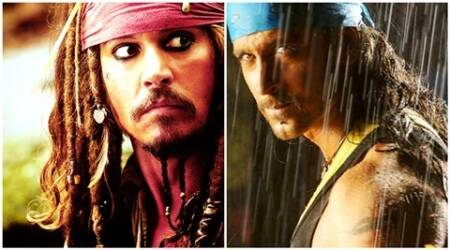 Hrithik Roshan, Hrithik Roshan Thug, Thug, Pirates of the Caribbean, Pirates of the Caribbean movie, Hrithik Roshan thug movie, Hrithik thug, Hrithik Thug Movie, Entertainment news