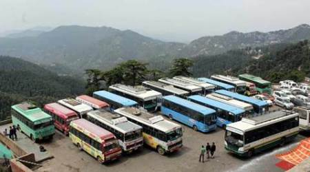 Himachal Pradesh, Himachal Pradesh road and transport corporation, Transport strike Himachal Pradesh, Himachal pradesh high court, HP high court termed strike illegal