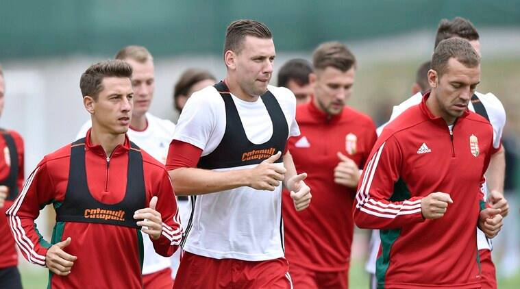 Hungary play Iceland in Euro 2016 on Saturday. (Source: AP)