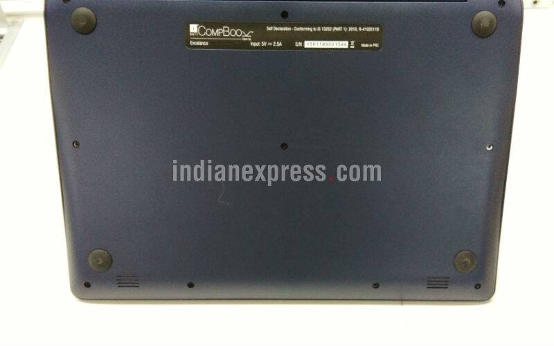 iBall, iBall Compbook Excelance, iBall Compbook Excelance review, iBall Compbook Excelance price, iBall Compbook Excelance specifications, iBall Compbook Excelance features, Excelance review, Excelance price, Windows 10, cheap laptop, cheap Windows 10 laptop, under 10k laptop, laptops, gadgets, technology, technology news