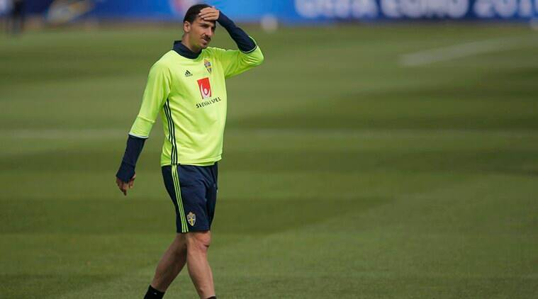 Sweden heavily dependent on Zlatan Ibrahimovich. (Source: Reuters)