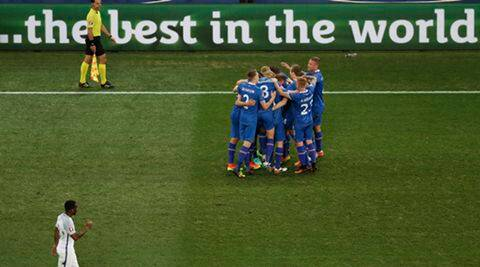 Euro 2016, England vs Iceland: Red-hot Iceland knockout Three  Lions