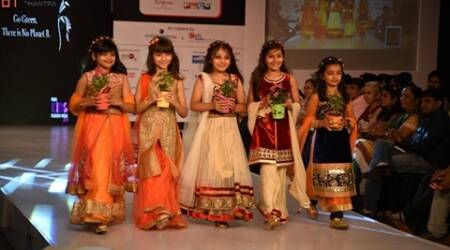 India Kids Fashion Week, kids fashion, fashion trends, kids' apparel