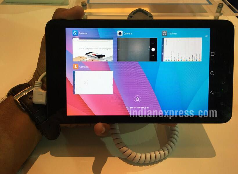 Honor, Honor T1 tablet, Honor T1 launch, Honor T1 specifications, Honor T1 price, Honor T1 India launch, Honor T1 7-inch tablet, best 7-inch tablet, budget tablets, tablets, gadgets, tech news, technology