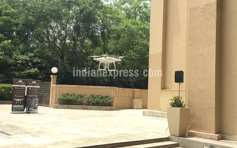 DJI Phantom 4, the world's first intelligent drone launched in India ...