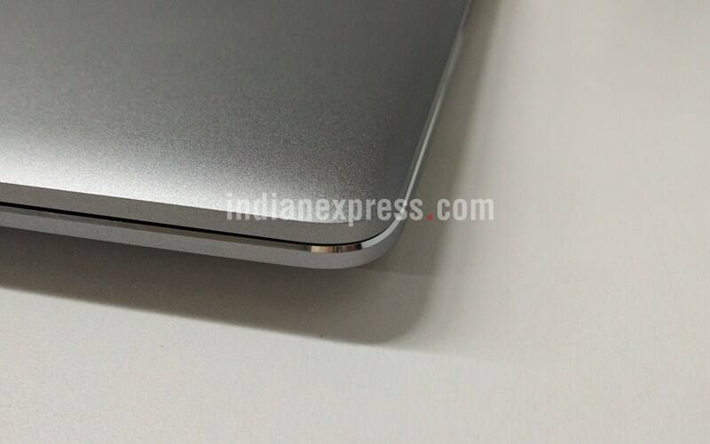 HP Elitebook Folio G1 is extremely thin at just 12mm and features only two USB-C ports