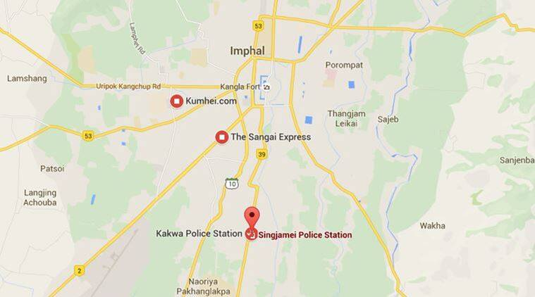Imphal, van runs over protesters, seven injured van runs over protesters, Inner Line Permit System, Inner Line Permit System protests, van runs over protesters in Imphal, Minipur Story, National News, India news, latest News