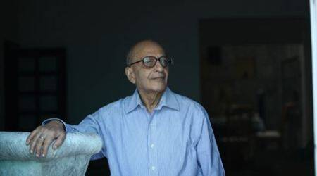 Tributes pour in for veteran journalist Inder Malhotra