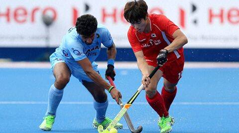 India beat South Korea 2-1 in hockey Champions Trophy, keep  final's hopes alive