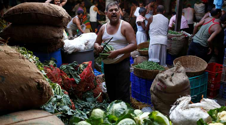 india, inflation, india inflation, india drought, india tomato price, india daal prices, indian unseasonal rains, raghuram rajan, rbi inflation, rexit, rexit inflation, business news, economy news, latest news, indian express editorial