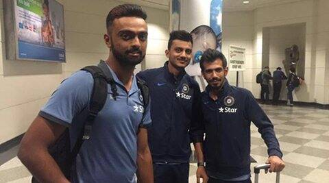 Indian cricket team arrives in Zimbabwe for ODI, T20I series