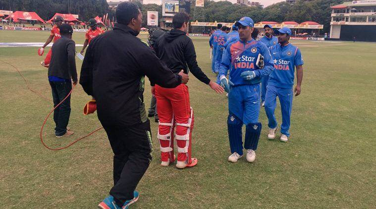 India vs Zimbabwe, Ind vs Zim, Zim vs Ind, Zimbabwe India, Kedar Jhadav, twitter reaction, Jhadav fifty, sports news, sports, cricket news, Cricket