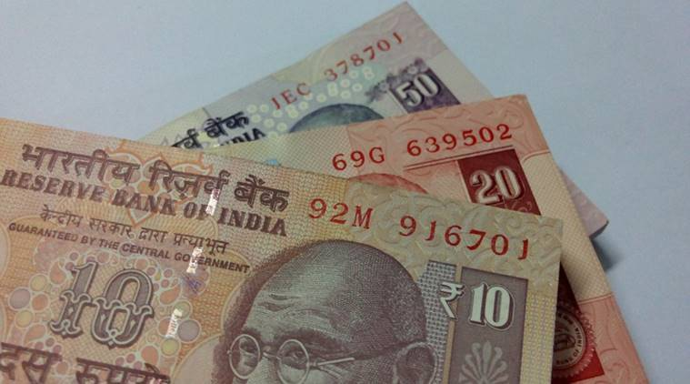 Indian rupee, Indian Rupee drops against dollar, rupee down, rupee downslide, indian currency rate, indian currency, rupee rate, business news, currency market, business market, stock exchange, latest news