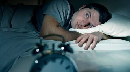 insomnia, indianexpress.com, indianexpress, heart failure, coronary artery disease, stroke, stroke risk and insomnia, new study,