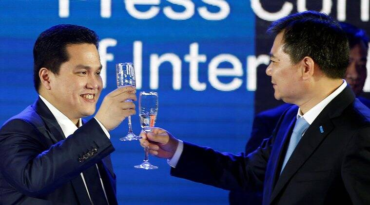 Inter Milan, Inter Milan Italy, Suning, Italy Inter Milan, Zhang Jindong, Inter Milan bought, Inter Milan news, sports new,s sports, football news, Football