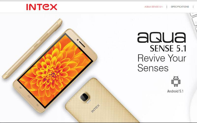 Intex, Intex Aqua Sense 5.1, Aqua Sense 5.1, Intex Aqua Sense 5.1 price, Intex Aqua Sense 5.1 features, Intex Aqua Sense 5.1 specifications, Android, smartphones, technology, technology news
