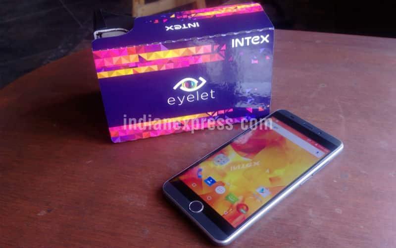 Intex, Intex Aqua View, Intex VR headset, Intex Eyelet, Intex aqua View price, Intex aqua View specifications, Intex Aqua View features, Intex Eyelet features, smartphones, Android, technology, technology news