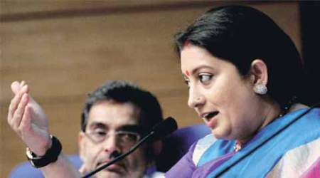 Education policy: Won't release report without feedback from all states, says SmritiIrani
