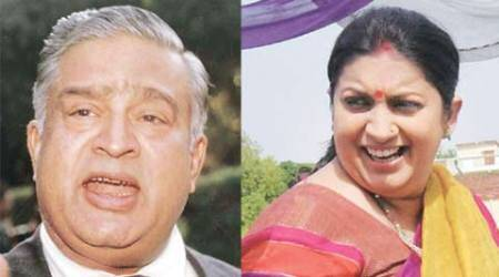 Education policy: Make our report public or I will, TSR Subramanian to Smriti Irani