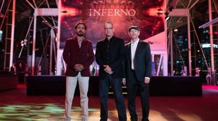 Irrfan Khan, Irrfan Khan hollywood, Tom Hanks, Tom Hanks irrfan khan film, Irrfan Khan hollywood film, Inferno, Irrfan Khan Inferno, Irrfan Khan film, Irrfan Khan news, Irrfan Khan red carpet, entertainment news