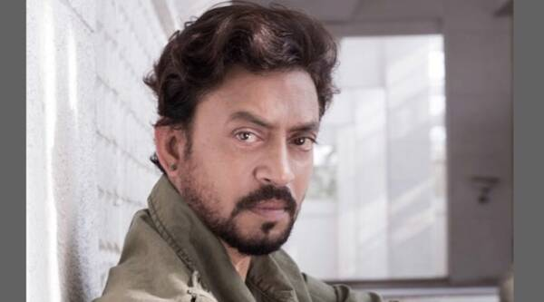 Irrfan Khan was in New Delhi to launch the trailer of his Hollywood project, Inferno.