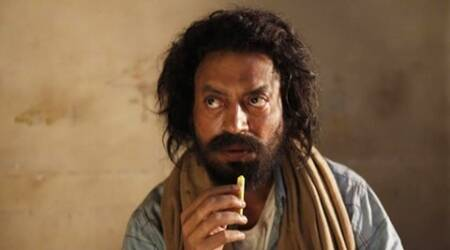 Irrfan Khan to lip-sync in 'Madaari'