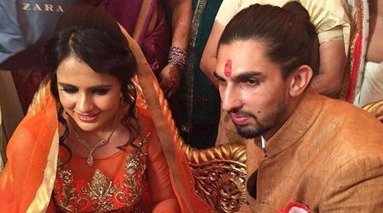 ishant sharma, ishant sharma marriage, pratima singh, ishant pratima marriage, cricket news, cricket