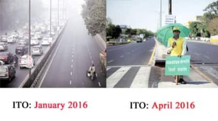 Delhi Odd Even, Delhi Odd Even scheme, Delhi Odd Even experiment, what is Delhi Odd Even, odd-even Phase II, Traffic jams, Delhi Traffic jams, odd-even phase2, arvind kejriwal, kejriwal govt, odd-even, odd-even scheme, air pollution, delhi air pollution, ozone level, delhi ozone level, ozone level, odd-even second phase, delhi news, delhi